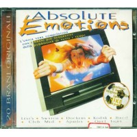 Absolute Emotions - Almamegretta/Eurythmics/Morricone/Jevetta Steele Cd