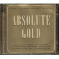Absolute Gold - Queen/Rem/Enya/Nick Cave/Oasis/Michael Jackson 2x Cd