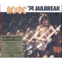 Ac/Dc - '74 Jailbreak Digipack Cd