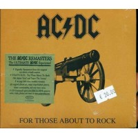 Ac/Dc - For Those About To Rock We Salute You Remasters Digipack Cd