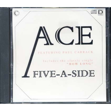 Ace Feat Paul Carrack - Five-A-Side Cd