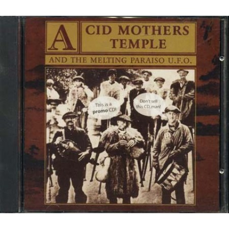 Acid Mothers Temple - Mantra Of Love Promo Cd