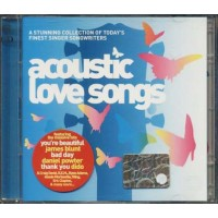 Acoustic Love Songs - Blunt/Rem/Sting/Wilco/Clapton/Pausini/Oasis 2x Cd