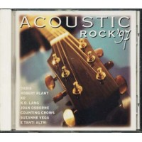 Acoustic Rock 97 - Oasis/Robert Plant/Counting Crows/Deus Cd