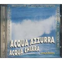 Acqua Azzurra Acqua Chiara - Marcella Gianni Bella/Malgioglio/Garbo Cd
