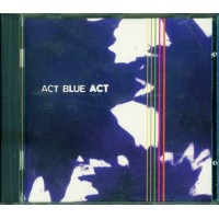 Act Blue Act - Paxarino/Yusef Lateef/Muddy Waters/Gil Evans/Bazillus Cd