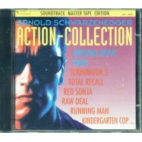 Arnold Schwarzenegger Action Collection Cd