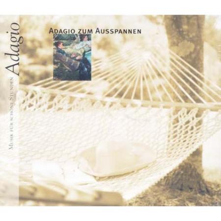 Adagio Zum Ausspannen  Grieg/Bizet/Mahler/Brahms Cd