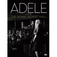 Adele - Live At The Royal Albert Hall Digipack Slim Case Dvd & Cd Audio