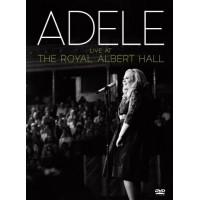 Adele - Live At The Royal Albert Hall Digipack Slim Case Dvd & Cd Audio