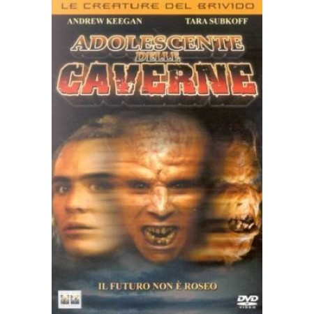 Adolescente Delle Caverne - Super Jewel Box Dvd