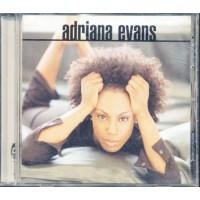 Adriana Evans - S/T Cd