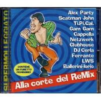 Adriano Celentano - Alla Corte Del Remix (Cappella/Tipical) Cd