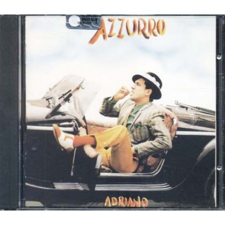 Adriano Celentano - Azzurro/Una Carezza In Un Pugno Clan Sp 60792 Cd