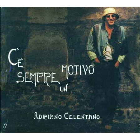 Adriano Celentano - C'E' Sempre Un Motivo Digipack Dvd & Cd