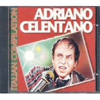 Adriano Celentano - Italian Compilation Cd