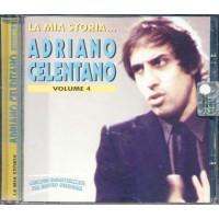 Adriano Celentano - La Mia Storia Vol. 4 Cd