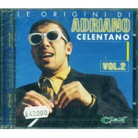 Adriano Celentano - Le Origini Vol. 2 Clan Cd
