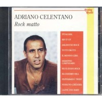 Adriano Celentano - Rock Matto Cd