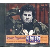 Adriano Pappalardo - Gli Anni D'Oro Cd