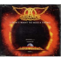 Aerosmith - I Don'T Want To Miss A Thing Cd