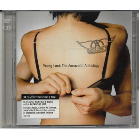 Aerosmith - Young Lust The Aerosmith Anthology 2x Cd