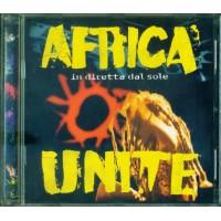 Africa Unite - In Diretta Dal Sole Cd