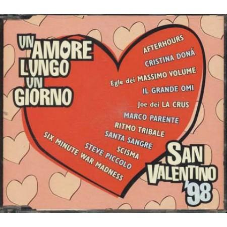 Afterhours/Cristina Dona'/Scisma/La Crus - Un Amore Lungo Un Giorno Cd