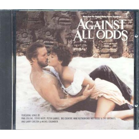 Against All Odds Ost - Phil Collins/Peter Gabriel/Larry Carlton/Kid Creole Cd