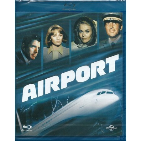 Airport - Dean Martin/Burt Lancaster Blu Ray
