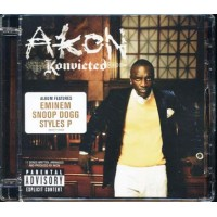 Akon - Konvicted (Eminem/Snoop Dogg) Cd