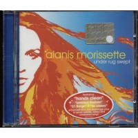 Alanis Morissette - Under Rug Swept Cd