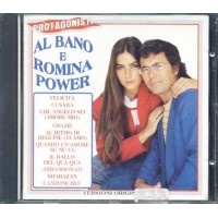 Al Bano E Romina Power - I Protagonisti Cd