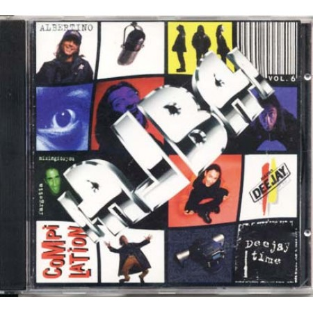 Alba Volume 6 - Robert Miles/Datura/Living Joy/Raf By Picotto Cd