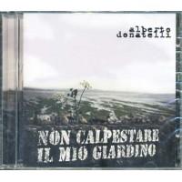 Alberto Donatelli - Non Calpestare Il Mio Giardino Cd