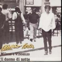 Alberto Fortis - Milano E Vincenzo Cardsleeve Cd