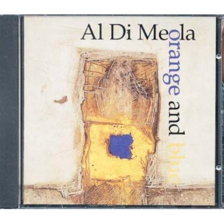 Al Di Meola - Orange And Blue Cd