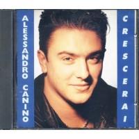 Alessandro Canino - Crescerai Cd