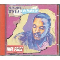 Alexander O'Neal - Hearsay All Mixed Up Red Case Cd