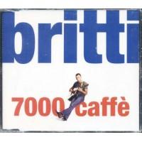 Alex Britti - 7000 Caffe' Cd