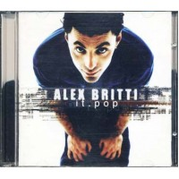 Alex Britti - It.Pop 1A Stampa 11 Tracks Cd