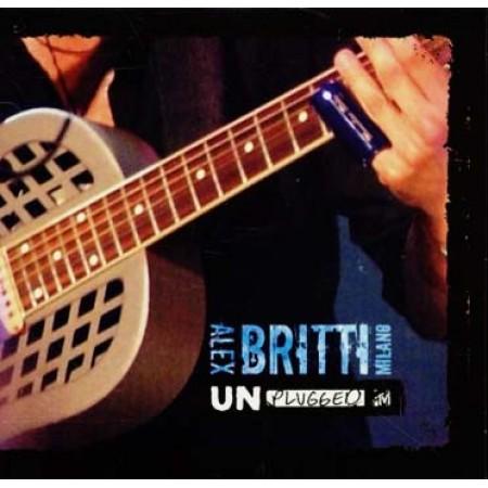 Alex Britti - Milano Unplugged Cardsleeve 1 Track Promo Cd