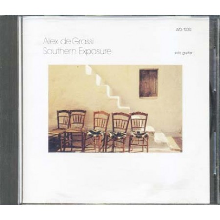 Alex De Grassi - Southern Exposure Cd