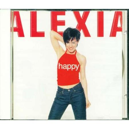 Alexia - Happy Cd