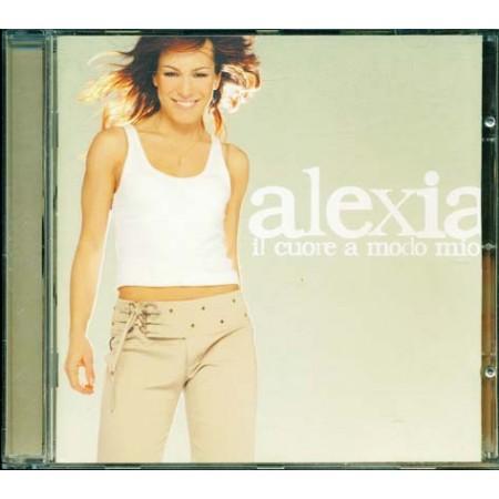 Alexia - Il Cuore A Modo Mio Cd