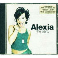 Alexia - The Party Cd