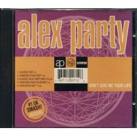 Alex Party - Don'T Give Me Your Life 5 Tracks Cd