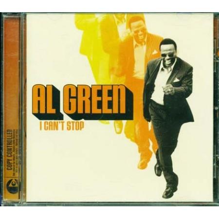 Al Green - I Can'T Stop Cd