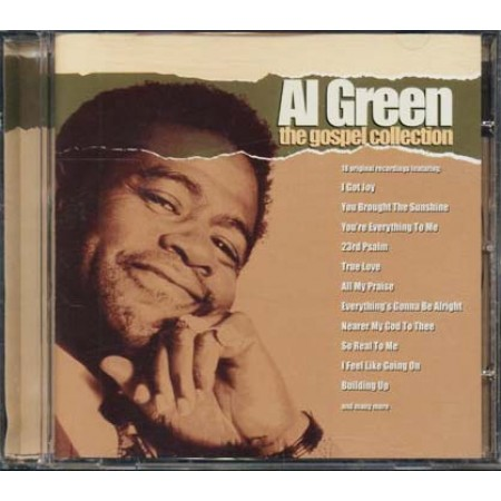 Al Green - The Gospel Collection Cd