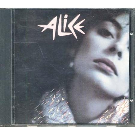 Alice - Omonimo 1981 Timbro Siae Cd
